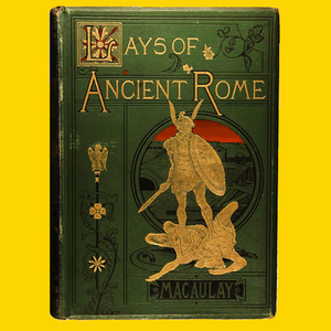 Lays of Ancient Rome new