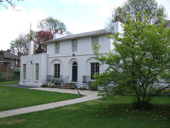 Keats' House, Hampstead - geograph.org.uk - 221032