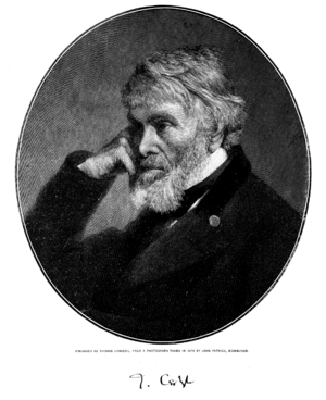 Century Mag Thomas Carlyle
