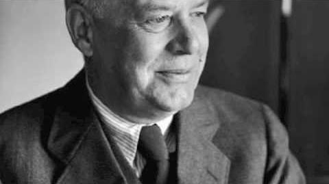 Wallace Stevens reads So & So Reclining on Her Couch