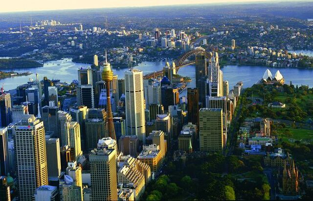 File:SydneyFrom Above.jpg