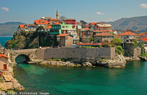 Amasra-Turkey