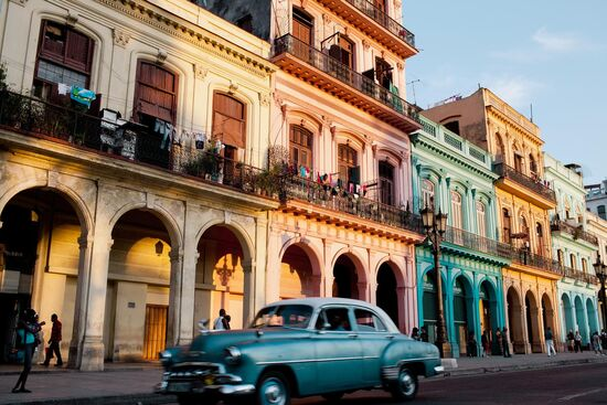 Beautiful Havana