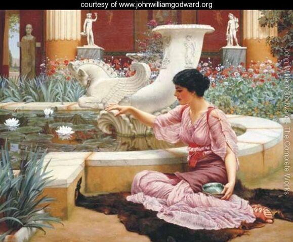 File:A Pompeian Garden.jpg