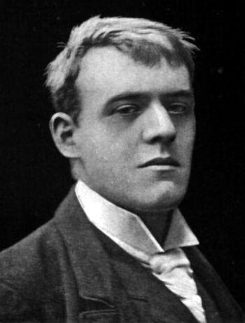 Hilaire Belloc, 1903