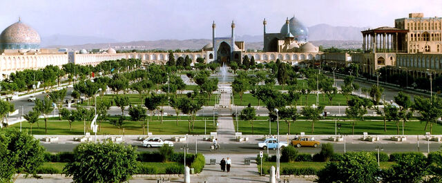 File:Naghshe Jahan Square Isfahan modified2.jpg