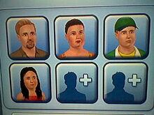 Bachelor Family-0