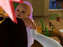 Sophia Ranjan And Baby