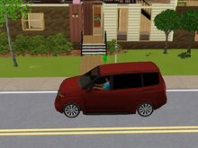 Sims Car
