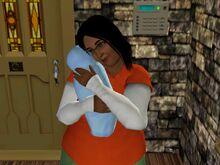 Eshana Lewis And Baby-0