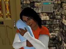 Eshana Lewis And Baby-1