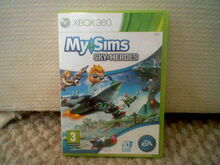 XBOX My Sims Sky Heroes
