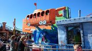 Peppa Pig Bus Tour