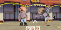 Spud and Pickles