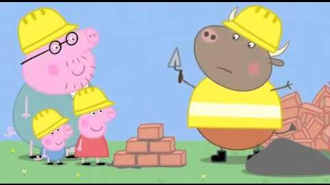 Peppa Pig Season 4 Episode 02 The New House