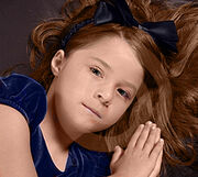 Jennifer Robinson~little girl