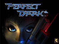 Perfect dark cover art