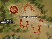 Tusk Town Map