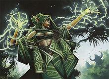 Elf cleric