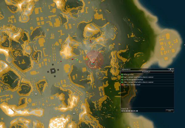 Proximity II Map