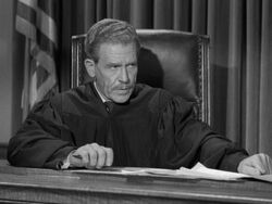 Sleepwalker judge