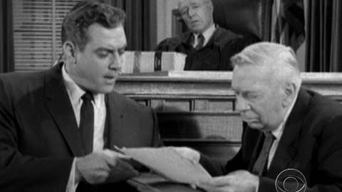Almanac Perry Mason - The case of a TV lawyer-0