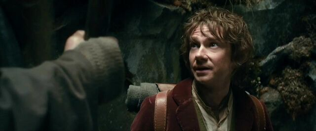 File:Bilbo before arriving at Rivendell.jpg