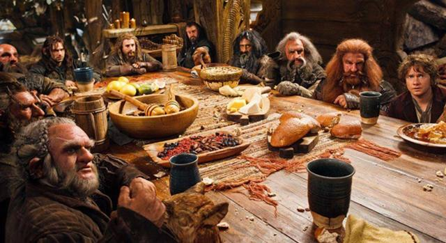 File:Thorin and Company in Beorn's house.jpg