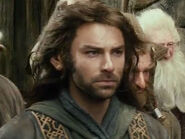Aidan Turner as Kili DOS