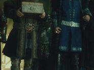 John Landreth as Erebor Dwarf Guard