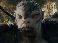 Lawrence Makoare as Bolg