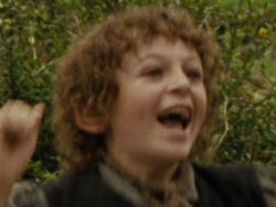 Unknown Extra 16 as Cute Young Hobbit