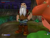 Balin The Hobbit 2003