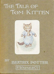 The Tale of Tom Kitten cover