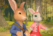 Lily-And-Peter-Rabbit