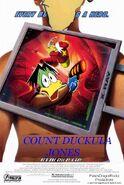 Count Duckula Jones Poster