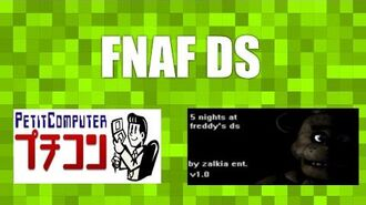 FNAF DS (Petit Computer)