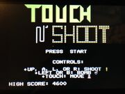 Touch N Shoot