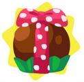 Strawberry candy