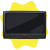 Luxury flatscreen tv