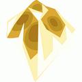 Golden crystal fruit