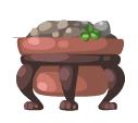 Classic bonsai pot