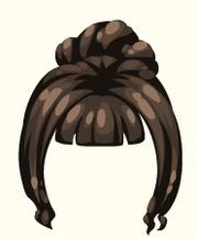 Casual bunch wig