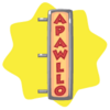 Apawllo theatre sign