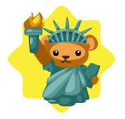 Statue of liberty plushie