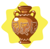 Running pet amphora