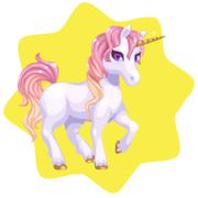 Light unicorn seat