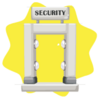 Security pet scanner