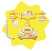 Grandiose telephone