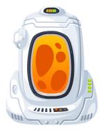 Alien cell 5